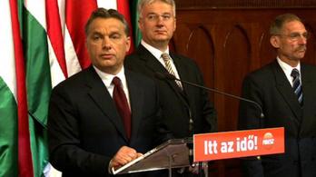 Itt az új Orbán-kormány
