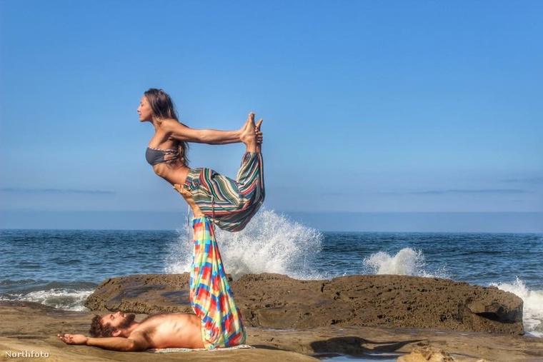 Hannah és Pablo tavaly márciusban találtak egymásra (milyen meglepő fordulat) egy jógafesztiválon