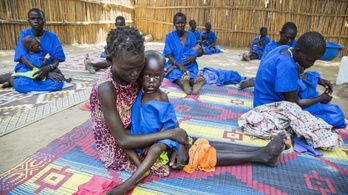 821 000 000 ember éhezik a világban