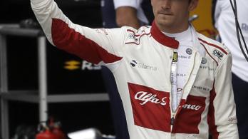 Megható üzenettel köszönt be a Ferrarihoz Leclerc