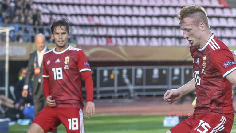 A magyar-görög meccs percről percre