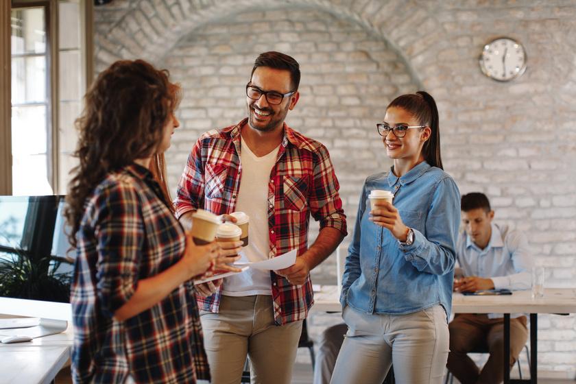 5 dolog, amit tegyél meg az első hónapban az új munkahelyen - Felfigyel rád a főnök, és megkedvelnek a kollégák