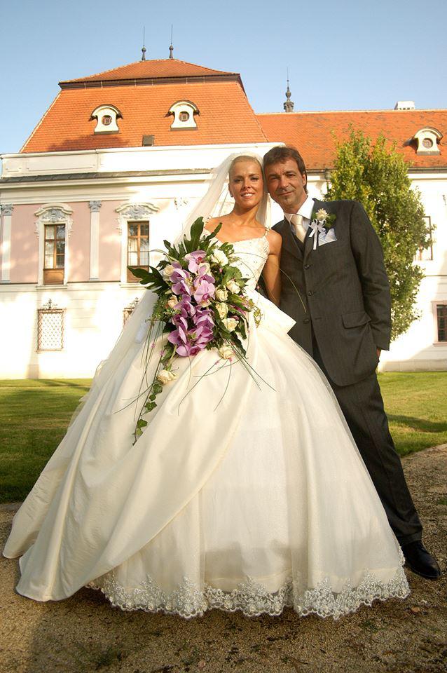 Hajas László és Judit 2005-ben mondták ki a boldogító igent.