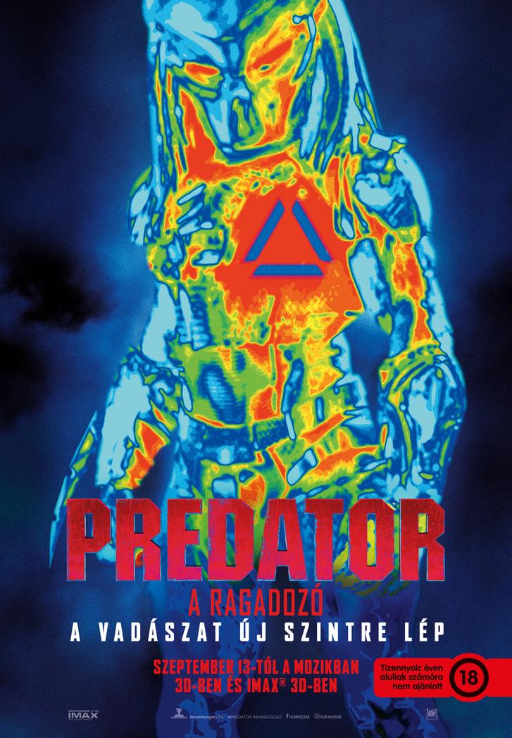 Predator A ragadozo 18V campB B1 imax preview