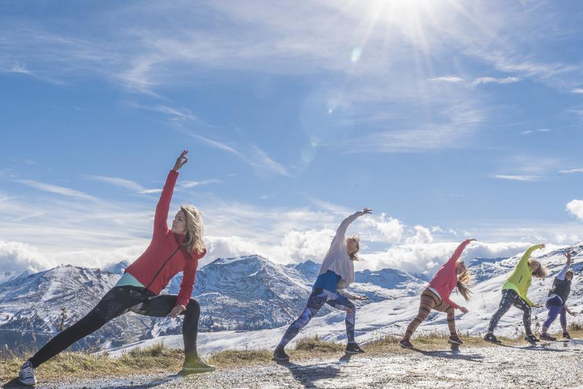 Yogaherbst Quelle der Inspiration  2016  (c) Gasteinertal Touris