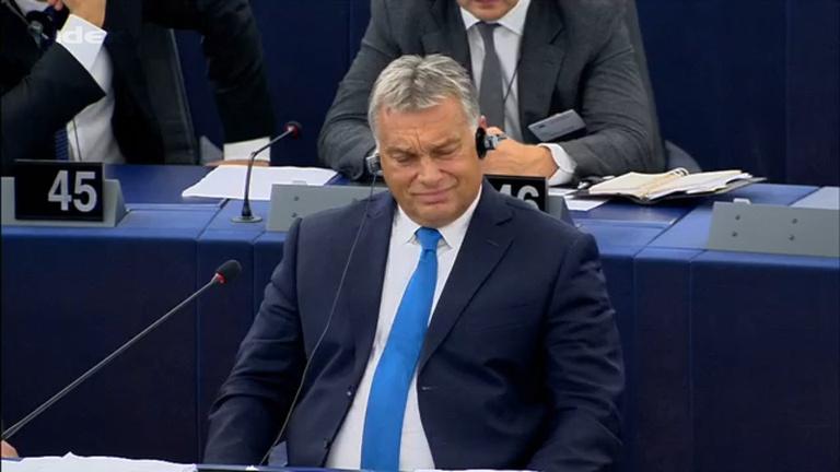 Orbán úr, ma Magyarországot nem vennék fel az EU-ba