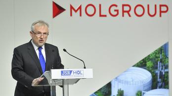 Mol: 390 milliárdos beruházás, gyorsított ütemben