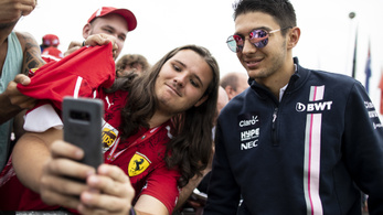 A világ szégyene, ha ez a srác kimarad az F1-ből