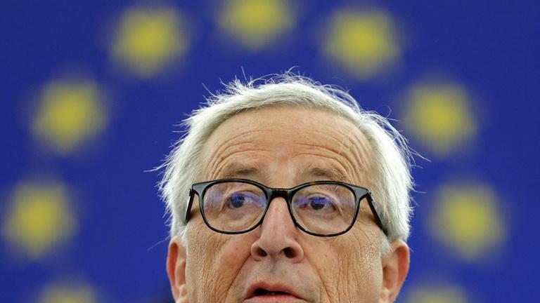 Juncker: Európa senkire nem számíthat a világban, csak magára