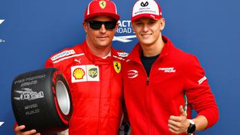 Schumacher fia a Toro Rossóban?