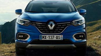 Itt a szép új Renault Kadjar