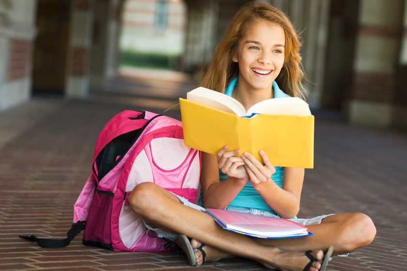 Imádtuk szagolgatni az új könyvek illatát: mi ezt szerettük legjobban az iskolakezdésben