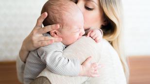 Ösztönösen tudjuk, hogyan kell megnyugtatni a síró babát
