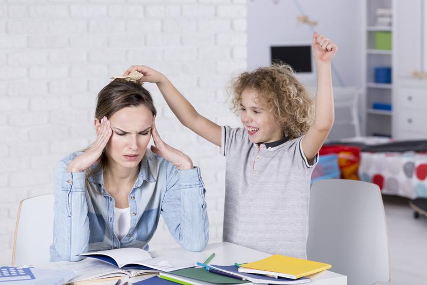 Nem minden gyerek figyelemhiányos, aki sajtkukac: mikor kell a rendellenességre gyanakodni?