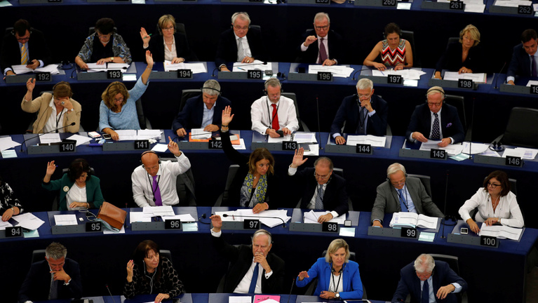 Így szavaztak a magyarok a Sargentini-jelentésről