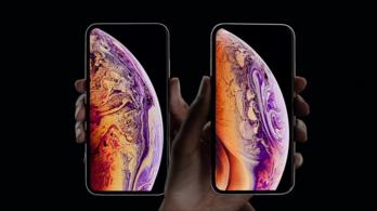 Megérkezett az új iPhone X