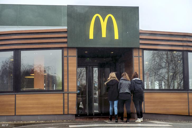 A McDonald's Lille-ben