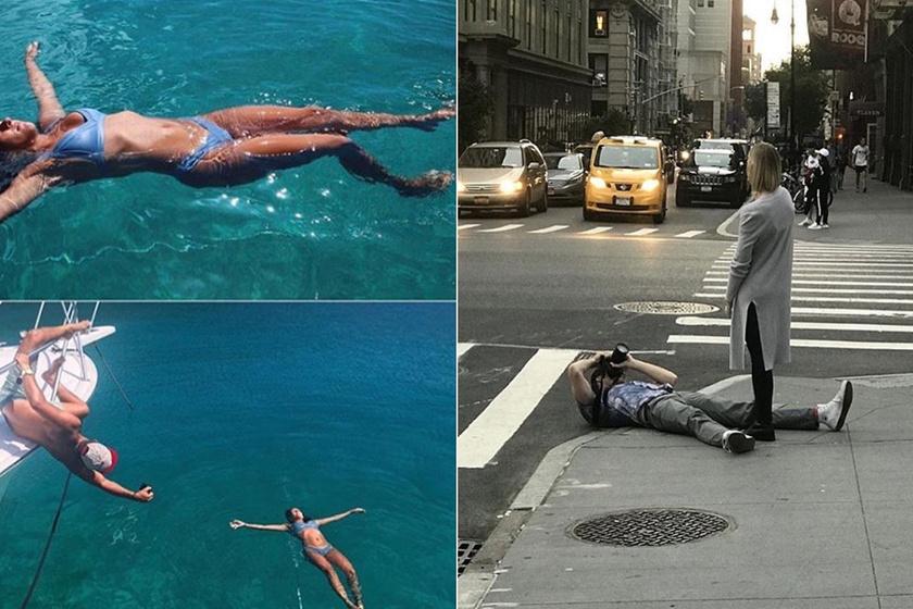 Egy hajóról lógott a férfi, hogy jó képet készítsen a barátnőjéről - 10 pasi, aki mindent megtett az előnyös fotóért