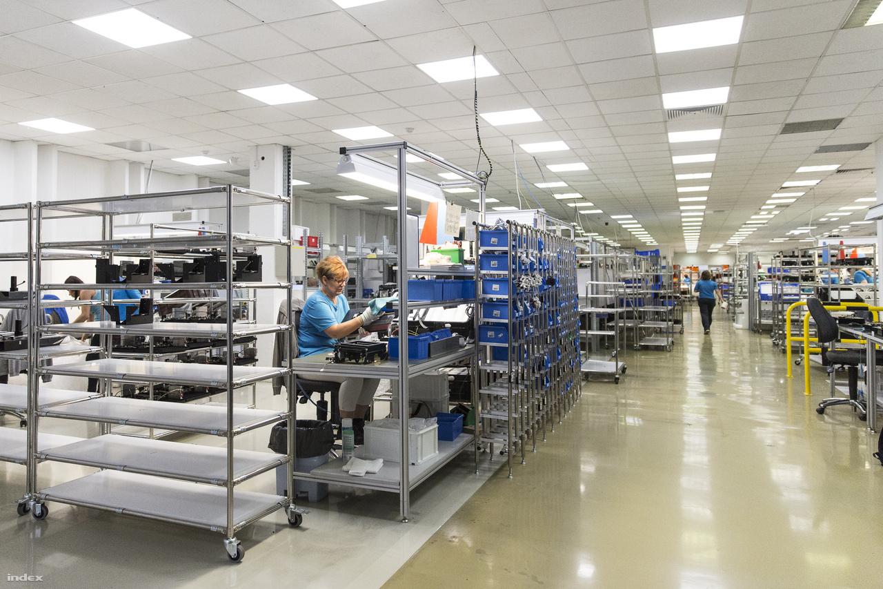 A VTES Kft. egyik igen jól menő üzlete a 3D nyomtató szerelés.