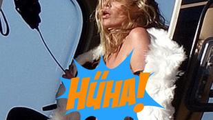 Kate Moss a mai napig kikészül, ha a melleit fotózzák