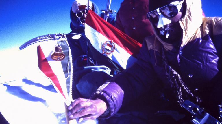 31 éve, fapados expedícióval jutottak először 8000 fölé magyar hegymászók
