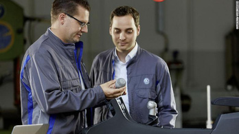 Szerszám nélküli gyártással próbálkozik a Volkswagen