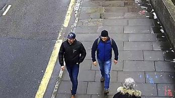 Megszólaltak a Szkripal-ügy gyanúsítottjai: ők csak turisták