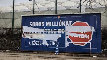 Újabb plakátokkal áraszthatja el a kormány az országot