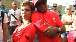 """""""Lewis Hamilton már megismer"""" – ilyen egy magyar celebszpotter élete"""