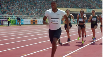 A Nike az atlétikából is a legmegosztóbb sportolót húzta elő