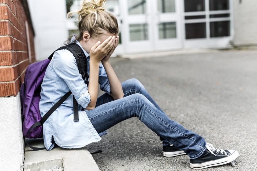 Az iskolai bántalmazás néma jelei a pszichológus szerint: nem minden gyerek mondja el otthon