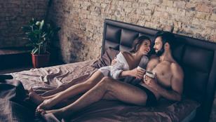 Az emberek harmada hazudik partnerének a szexről