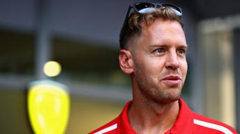 Vettel: Én vagyok saját magam legnagyobb ellensége