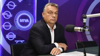Orbán: Sargentini a modern kori antiszemitizmus képviselője