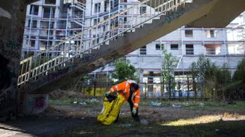 A résztvevők ötöde talált piaci munkahelyet tavaly a közmunka után