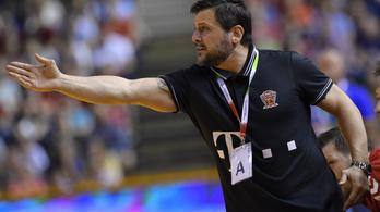 Vranjes: Nem kívánom egy edzőnek sem azt, amit tavaly átéltem