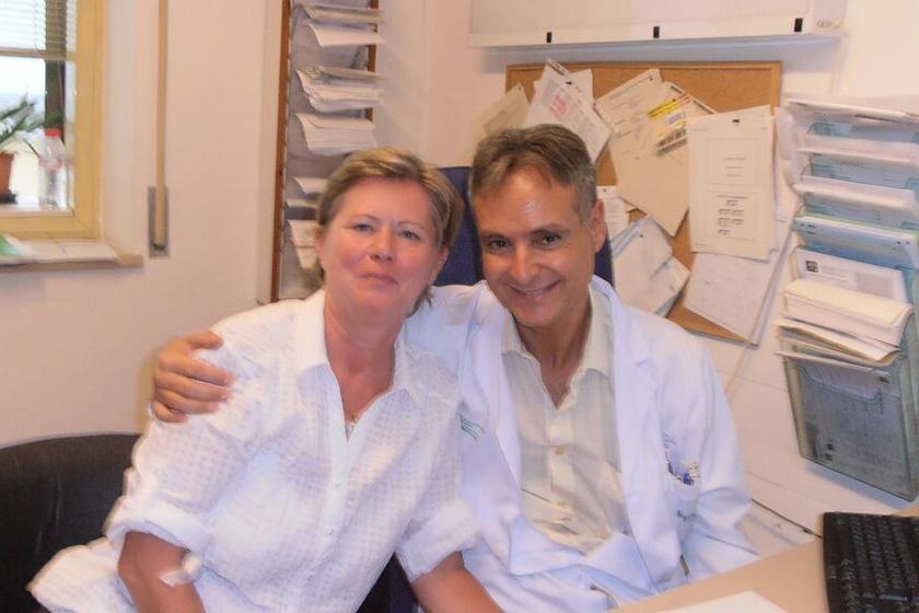 Dr. Manuel Cobo Dols a spanyol kezelőorvosa preview
