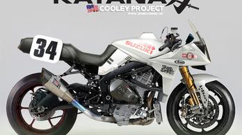 GSX-S1000 alapokon lesz az új Suzuki Katana