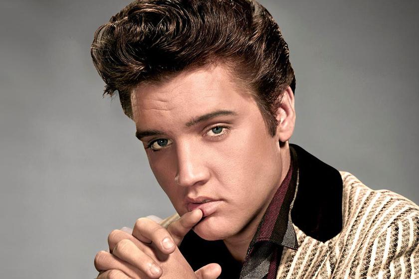 Ő Elvis egyetlen fiúunokája - A 26 éves Benjamin kiköpött nagyapja