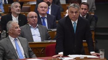 Orbán beszédével kezdődik az őszi ülésszak