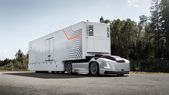 A kamionosok rémálma az új Volvo
