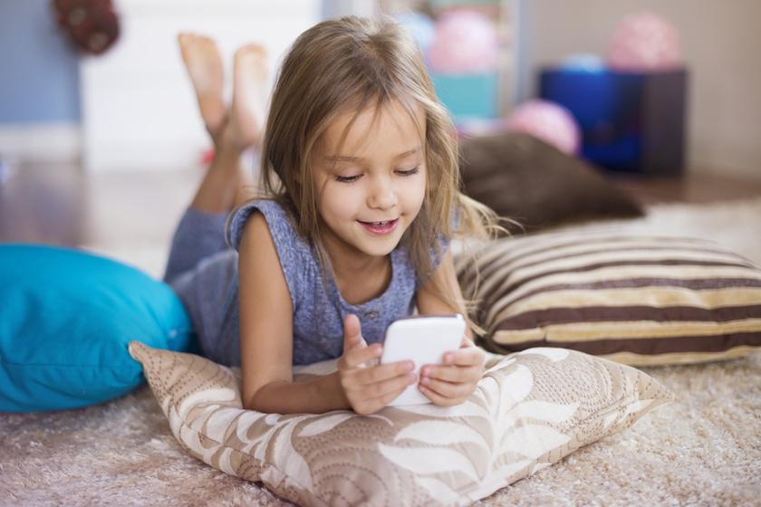 mobil-gyerek