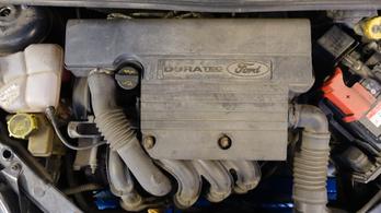 Totalcar Erőmérő: Ford Fiesta – 2005.