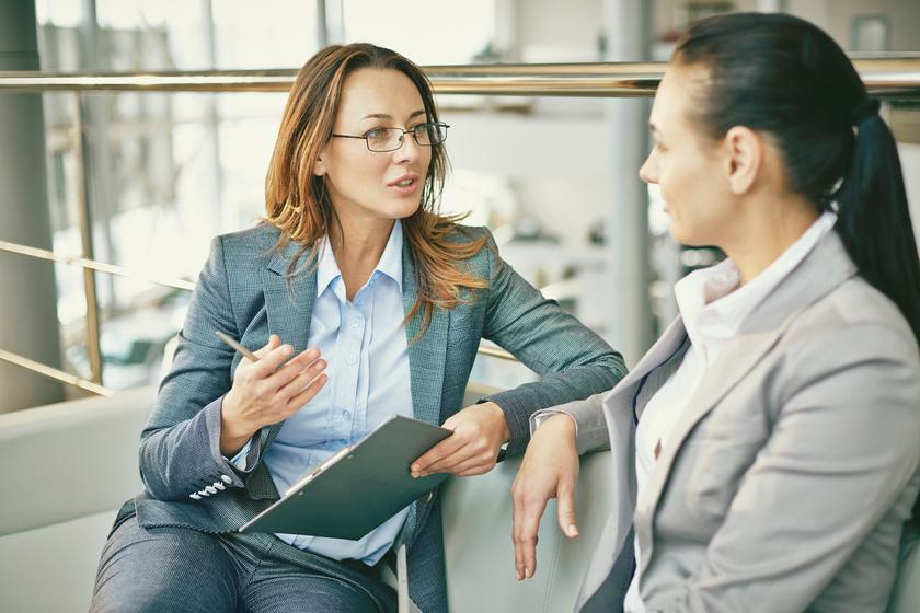 6 hiba a testbeszédben, ami antipatikussá tesz a főnök szemében