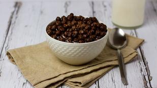 Teszt: melyik a legjobb csokis gabonapehely?