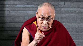 Dalai Láma: Európa az európaiaké, a menekültek menjenek haza