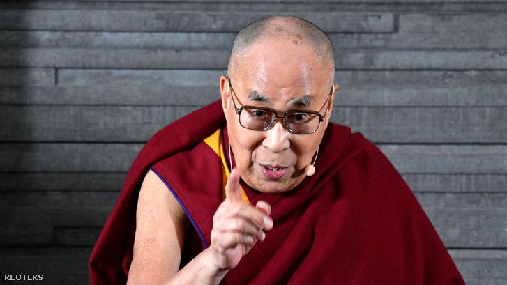 A Dalai Láma Malmőben