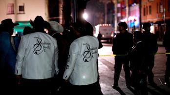 Gyilkosok voltak a mariachi-zenészek