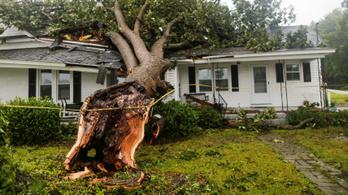Már négy halottja van a Florence hurrikánnak