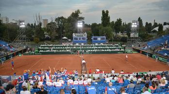 Megint egy hihetetlen teniszbravúr: 0-2-ről vertük a cseh párost